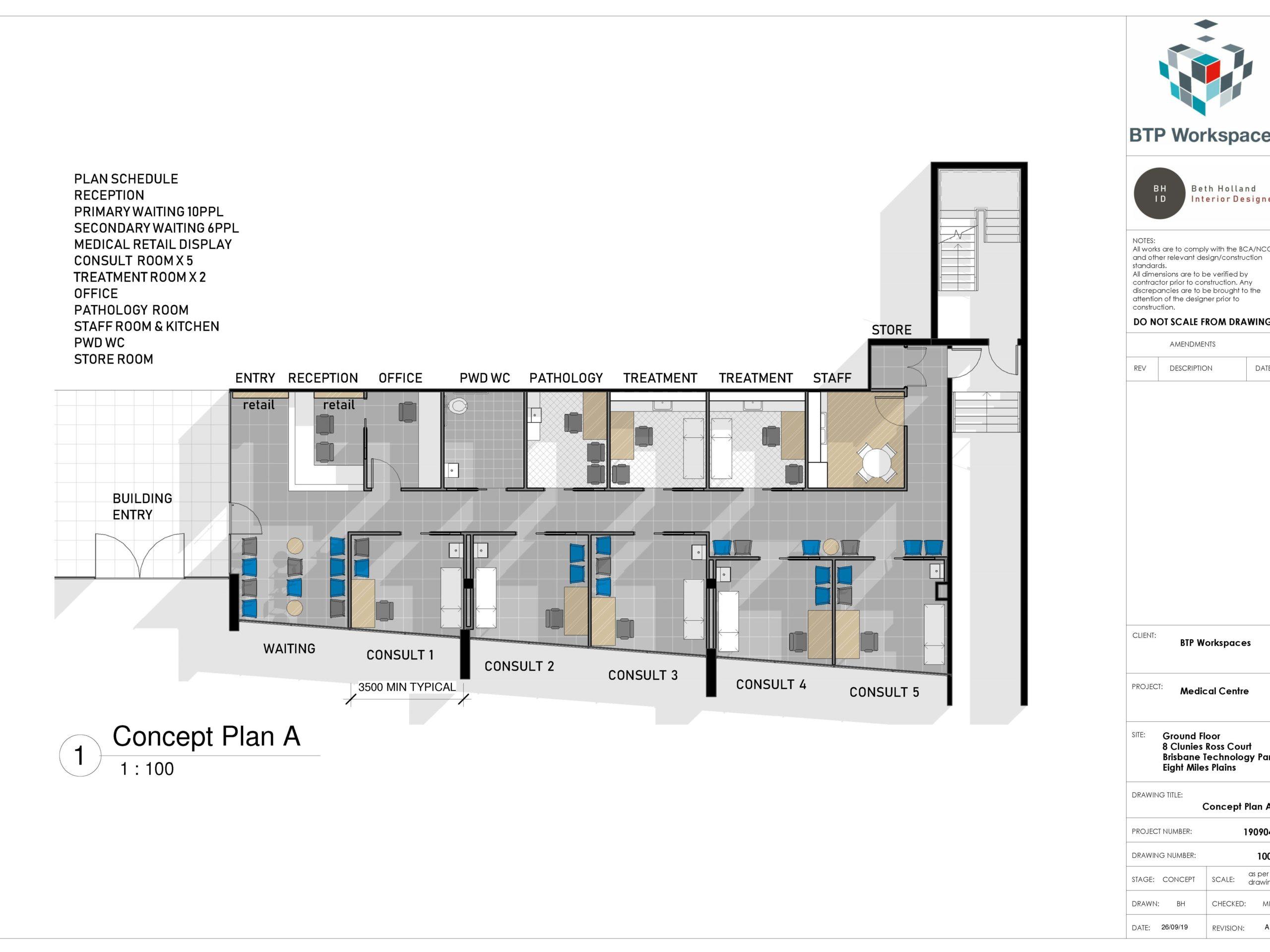 COPY A 190926_Ground_8 CRC_Medical Centre_Concept Plan A_Rev A (002)