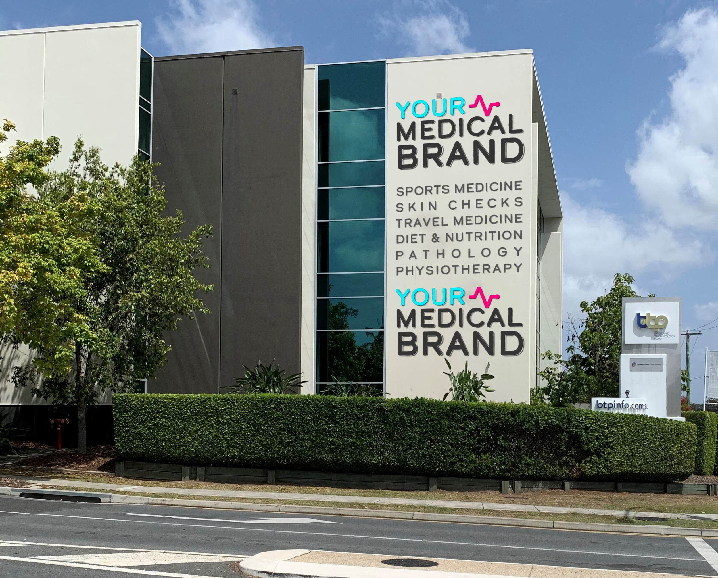 Eight Mile Plains Medical Leasing